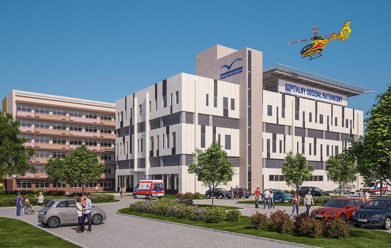 Regionalne Centrum Zdrowia Lubin – Szpitalny Oddział Ratunkowy